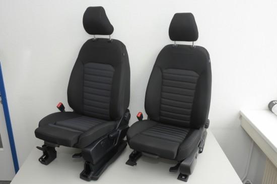 Ford: нови седалки за три моделни серии