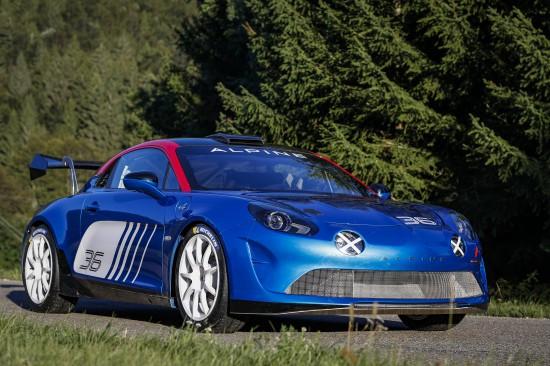 Alpine A110 е готов за глобалната рали сцена