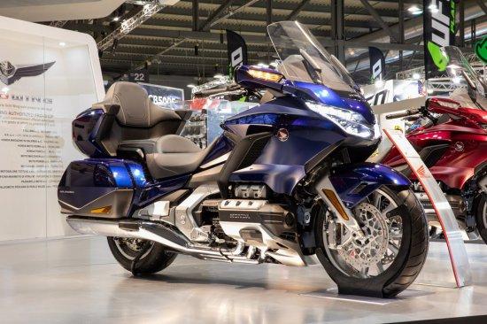 Honda – от Gold Wing до Super Cub на Moto Expo 2019