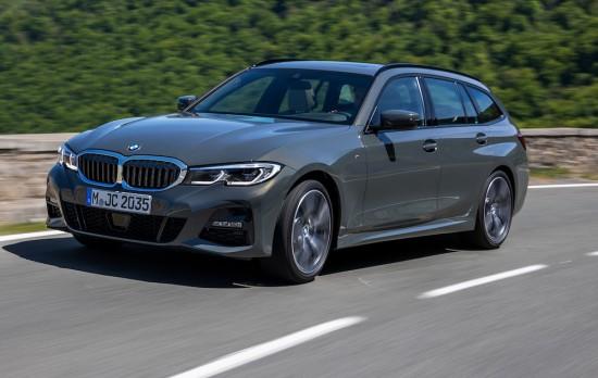 Всичко за ... Новото BMW Серия 3 Туринг