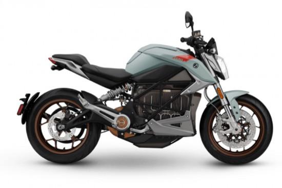 """Zero SR/F – първият """"изцяло умен"""" електромотоциклет? - видео"""