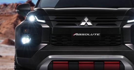 "Mitsubishi Motors става ""ABSOLUTELY Beyond Tough"" с иконичен специален модел -TRITON ABSOLUTE"