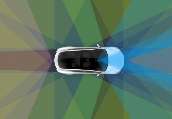 Автопилотът на Tesla: Вторият най-добър ... отзад напред