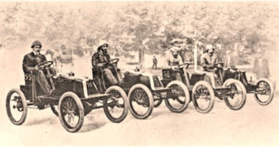 На този ден - през 1895-а финишира първото автомобилно състезание в света - Париж-Бордо-Париж!