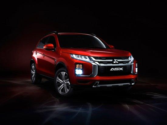 Премиера на новия ASX от Mitsubishi Motors в Женева
