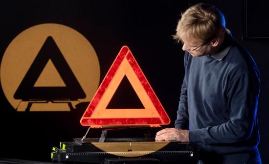 Дръжте очите си отворени, когато купувате предупредителен триъгълник