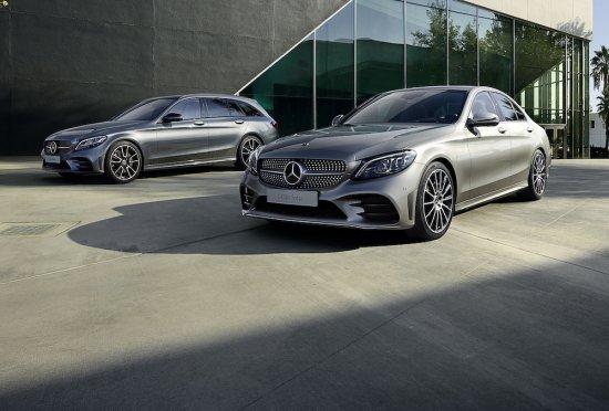 Mercedes-Benz стартира годината с 6.8% спад