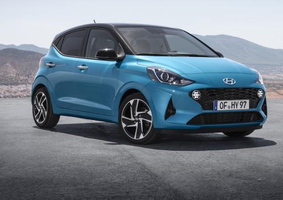 Новият Hyundai i10 e шампион по остатъчна стойност за 2020г. според Auto Bild и Schwacke