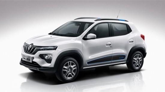 Автосалон Шанхай 2019: Електрическият SUV RENAULT CITY K-ZE