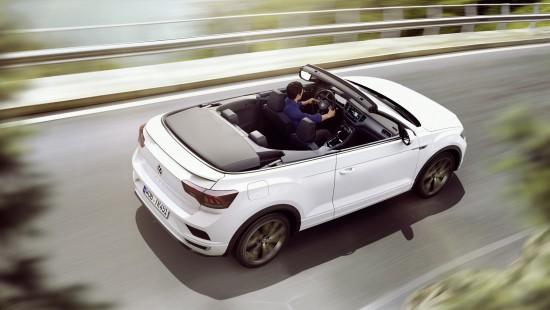 Volkswagen T-Roc Cabriolet идва през пролетта на 2020 година