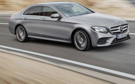 Mercedes-Benz с понижение от 4.7% в продажбите си от началото на годината