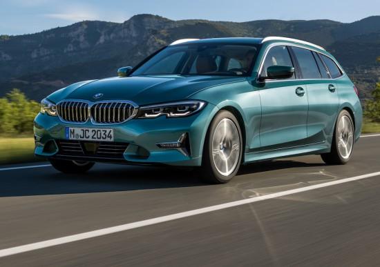 Това е новото BMW 3 Series Touring